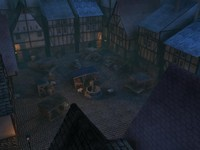 maya medieval village