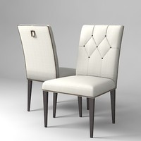 baker dining chair  7846