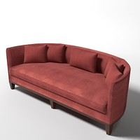 barbara barry conversation sofa bb048-01