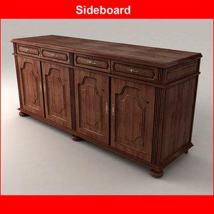 max sideboard