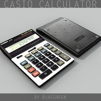 3d casio calculator