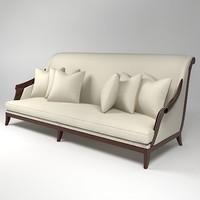 christopher guy sofa 3d model
