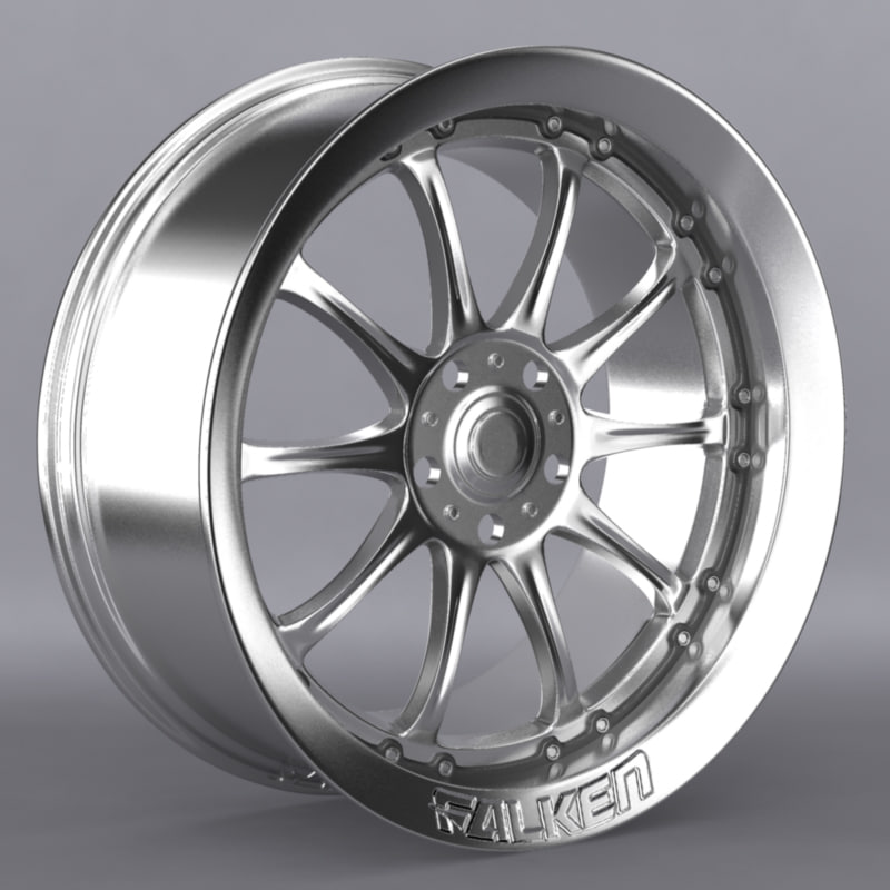 3d falken circuit spec wheel