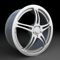 3d wheel speedy mk