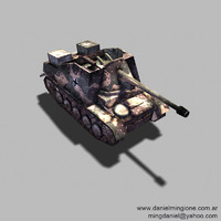 weapon tank 3ds