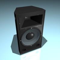3d speaker music