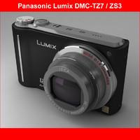 Panasonic DMC-TZ7