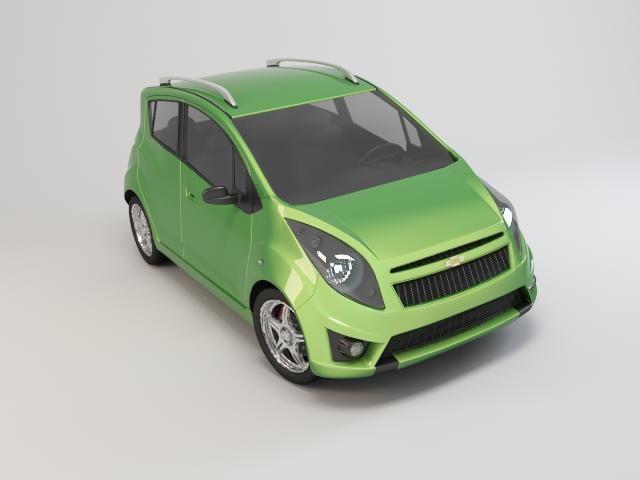 3d model sport
