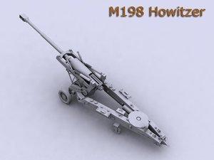 maya m198 howitzer artillery