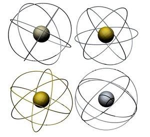 3d 3ds set 4 atoms