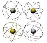 Atom Set of 4