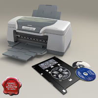 maya epson r800 printer