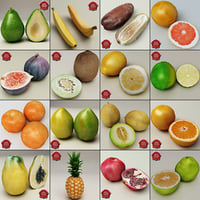 fruits v2 3ds