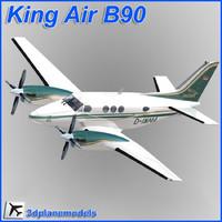 max beechcraft c90 king air