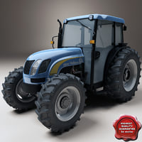 3ds max new holland t 4050