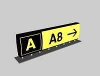 cinema4d runway marker
