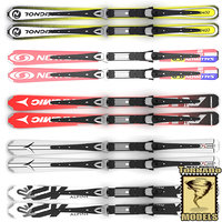 Alpine Skis Collection