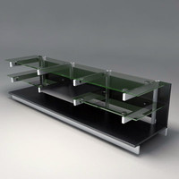 shelf lcd tv max