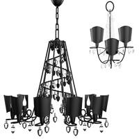 baga 3104 chandelier max
