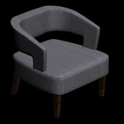 benchsaba chair 3d ma