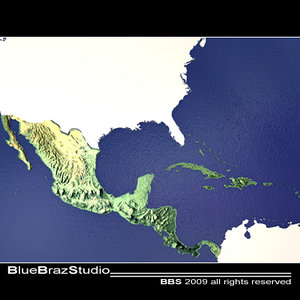 central america 3d 3ds