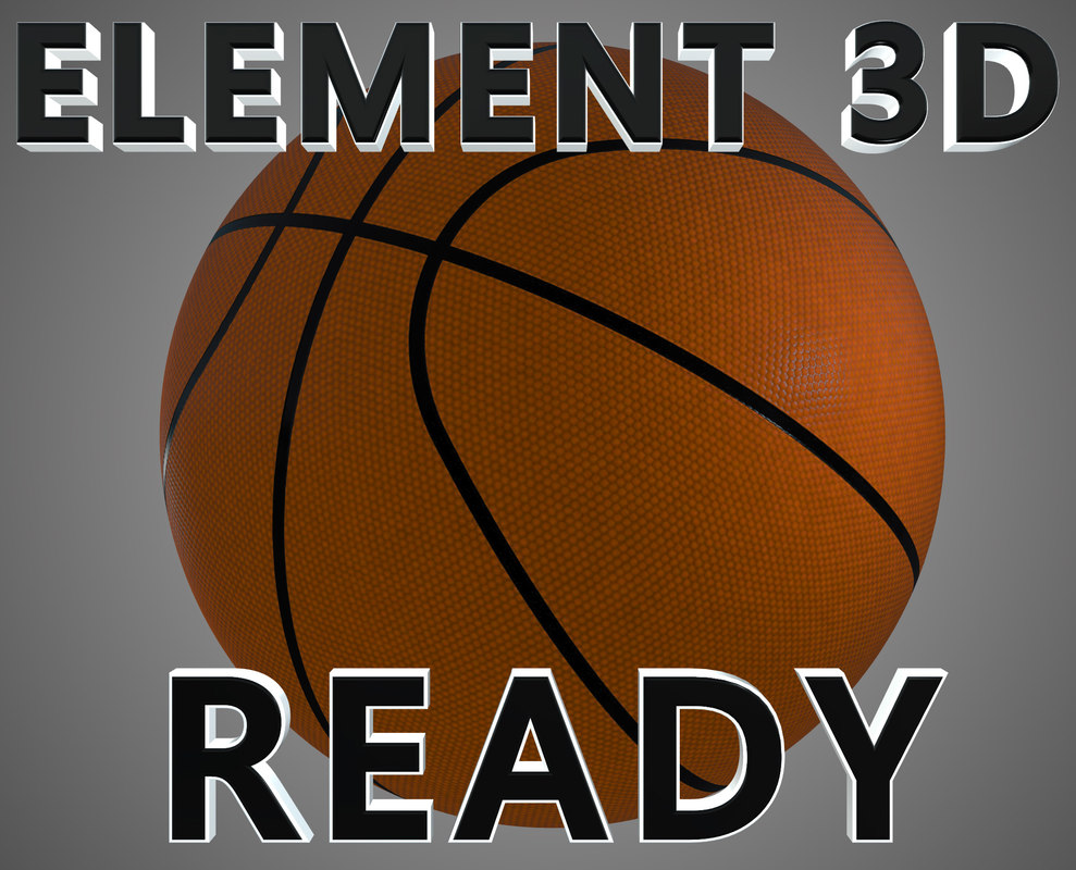 3dsmax basket ball