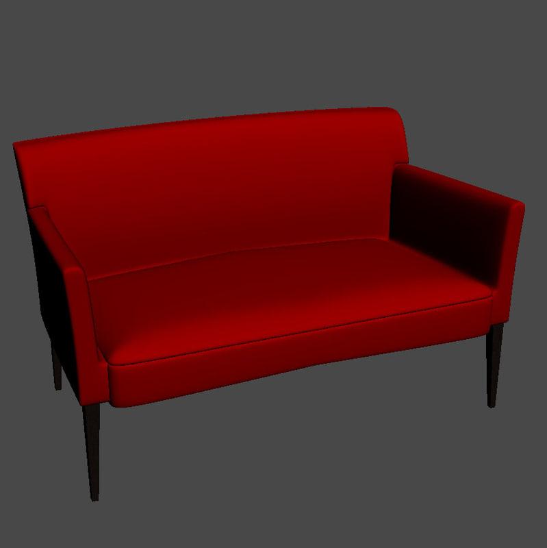 imroz sofa 3d max