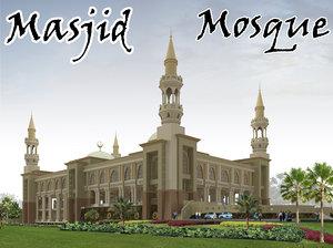 mosque masjid max