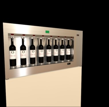 wine dispenser enomatic max