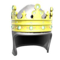 Templar Helmet (King)