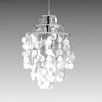 3d verpan chandelier