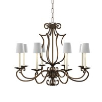visual comfort chc1411 cage fench chandelier
