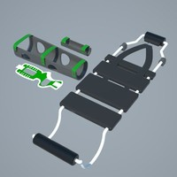 3d bone stabilizers