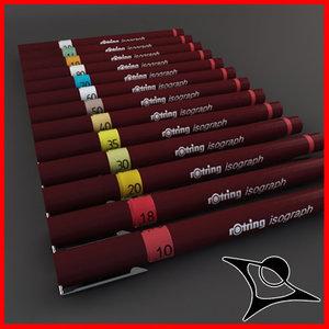 max pens