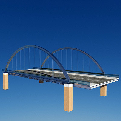 3d bow bridge