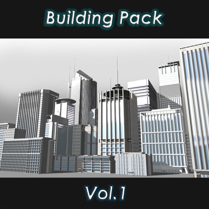 building 3d x
