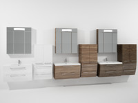 bathrooms wash basin 3d max