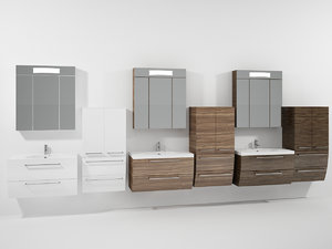 bathrooms wash basin 3d max