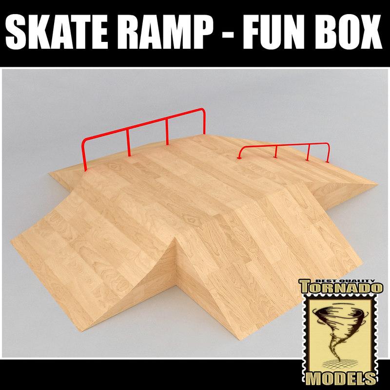 skate ramp - fun 3ds