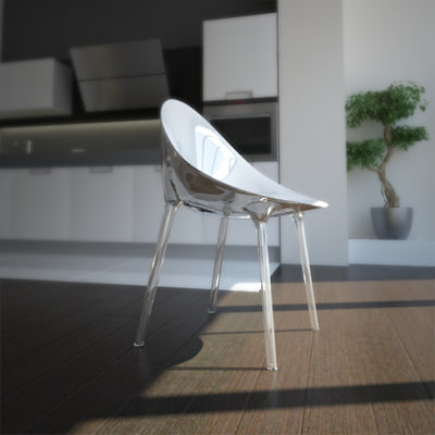 3ds comfort chair