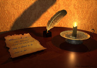 maya fantasy letter