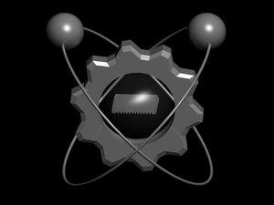 maya gear logo