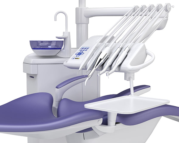 dental apparatus planmeca equipment 3d model