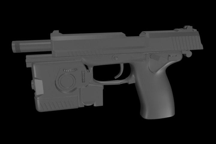 maya socom 45 gun mk