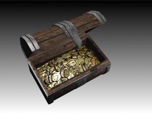 directx treasure chest