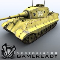 Game Ready - King Tiger 02