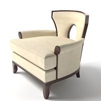barbara barry  grace lounge chair