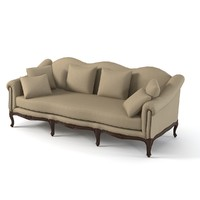 Casali Curved Back Sofa