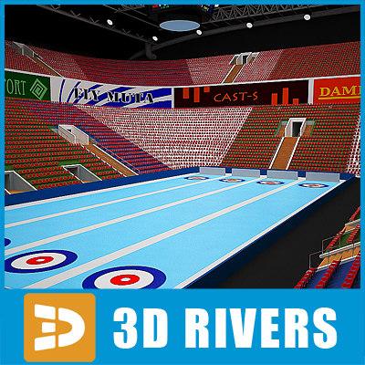 curling arena max