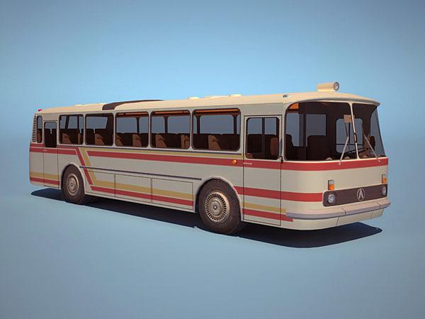 3d bus
